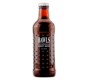 Bawls Root Beer Guarana Soda - Sweets and Geeks