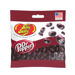 Dr Pepper® Jelly Beans 3.5 oz Grab & Go® Bag - Sweets and Geeks