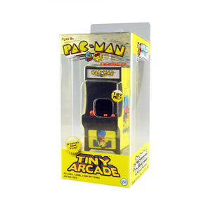 World's Smallest Tiny Arcade Pac-Man - Sweets and Geeks