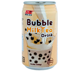 RICO BUBBLE TEA W/ TAPIOCA - MILK - Sweets and Geeks