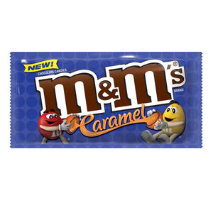 M&M Caramel 1.41 OZ - Sweets and Geeks