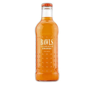 Bawls Orange Guarana Soda - Sweets and Geeks