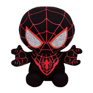 "Ty Spiderman - Miles Morales 6"" Beanie Baby - Sweets and Geeks"