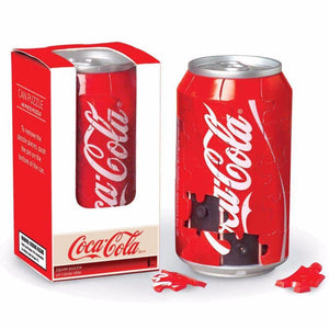 Coca-Cola Can Puzzle - Sweets and Geeks