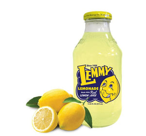 Lemmy Regular Lemonade - Sweets and Geeks