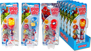 POP-UPS MARVEL AVENGERS BLISTER PACK - Sweets and Geeks