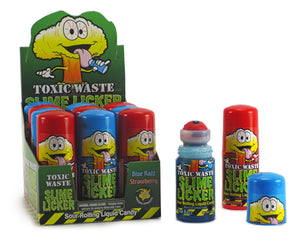 TOXIC WASTE SOUR SLIME LICKER - Sweets and Geeks