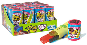 Push Pops Triple Power - Sweets and Geeks