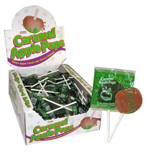 Tootsie Caramel Apple Pops - Sweets and Geeks