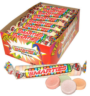 SMARTIES MEGA 2.25 oz - Sweets and Geeks