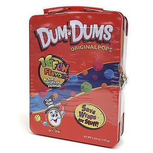 Dum Dums Lunchbox - Sweets and Geeks