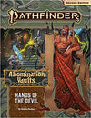 Pathfinder RPG: Adventure Path - Abomination Vaults Part 2 - Hands of the Devil - Sweets and Geeks