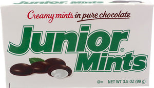 JUNIOR MINTS THEATER BOX - Sweets and Geeks