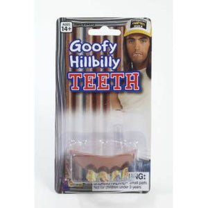 GOOFY HILLBILLY TEETH - Sweets and Geeks