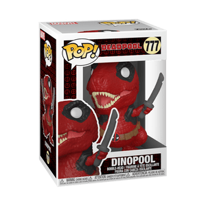 Funko POP! Marvel: Deadpool 30th - Dinopool (Preorder) - Sweets and Geeks