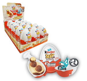 Kinder Joy Surprise Egg W/ Toy .7 OZ - Sweets and Geeks