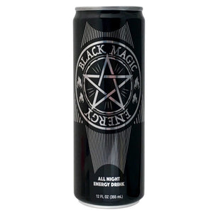 Black Magic Energy Drink - Sweets and Geeks