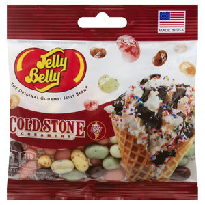Cold Stone® Ice Cream Parlor Mix® Jelly Beans 3.1 oz Grab & Go® Bag - Sweets and Geeks