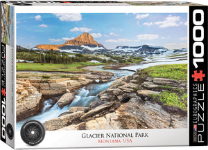 Glacier National Park - Sweets and Geeks