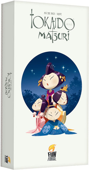 Tokaido: Matsuri Expansion - Sweets and Geeks