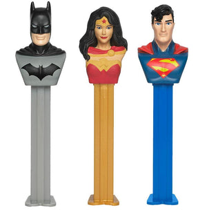 DC Comics Party Pack PEZ - Sweets and Geeks