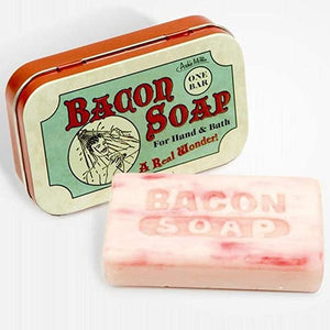 BACON SOAP - Sweets and Geeks