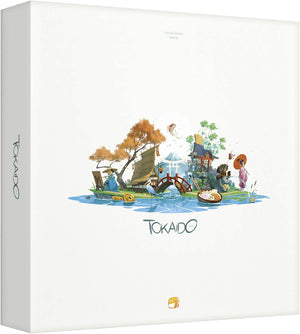 Tokaido - Sweets and Geeks