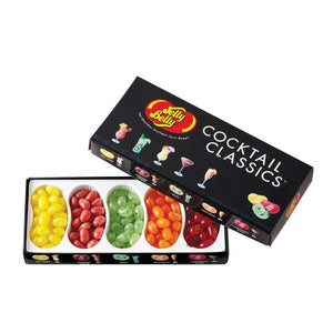 Cocktail Classics® 5-Flavor Jelly Bean Gift Box - Sweets and Geeks