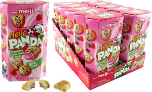 HELLO PANDA STRAWBERRY - 2.1 oz - Sweets and Geeks