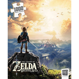 The Legend of Zelda™ Breath of the WIld 1000pc - Sweets and Geeks