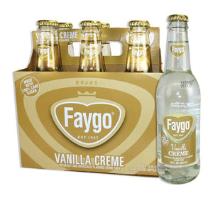 Faygo Cream Soda - Sweets and Geeks