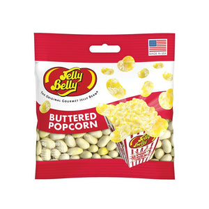 Buttered Popcorn Jelly Beans 3.5 oz Grab & Go® Bag - Sweets and Geeks
