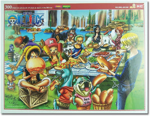 One Piece 300pc Group Puzzle Dog - Sweets and Geeks