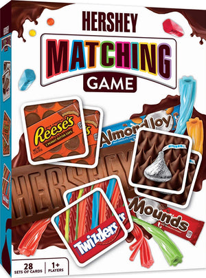 Hershey's Matching Game - Sweets and Geeks