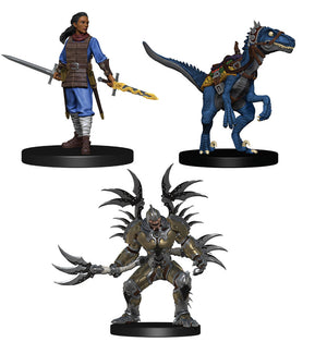 Dungeons & Dragons Fantasy Miniatures: Icons of the Realms Set 14 Eberron: Rising from the Last War Booster Brick Pack - Sweets and Geeks