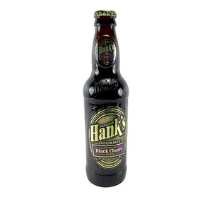 Hank's Black Cherry Soda - Sweets and Geeks