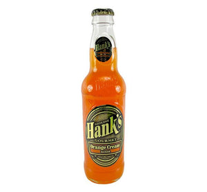 Hank's Orange Cream Soda - Sweets and Geeks