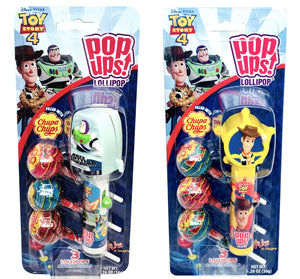 POP-UPS DISNEY PIXAR TOY STORY 4 BLISTER PACK - Sweets and Geeks