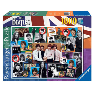 The Beatles - Anthology Anniversary - 1000 PC Puzzle - Sweets and Geeks