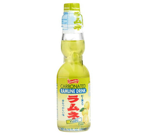 Ramune - Yuzu (Citrus Flavor) - Sweets and Geeks