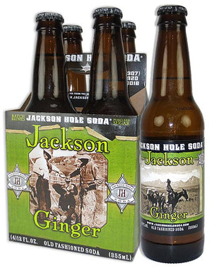 Jackson Ginger Soda - Sweets and Geeks