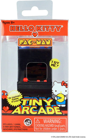 Tiny Arcade: Hello Kitty Pac-Man - Sweets and Geeks