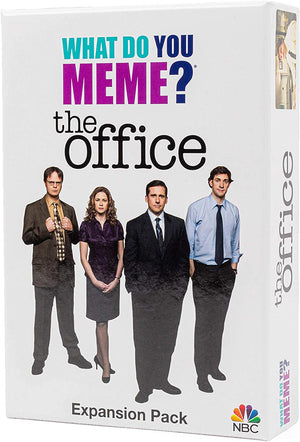 What Do You Meme? The Office Edition - Sweets and Geeks