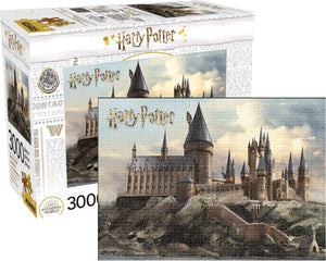 Harry Potter Puzzle Hogwarts Castle (3000 Piece Jigsaw Puzzle) - Sweets and Geeks