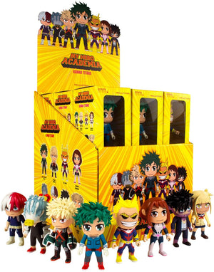 My Hero Academia Kawaii Titans Figures - Sweets and Geeks