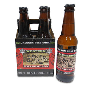 Jackson Western Watermelon Soda - Sweets and Geeks