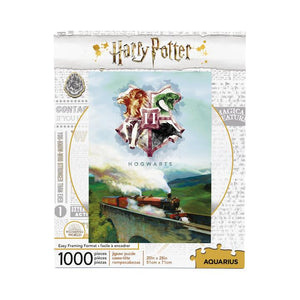 Harry Potter - Hogwarts Express 1,000pc Puzzle - Sweets and Geeks