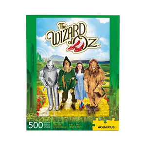 Wizard of Oz 500 Piece Jigsaw Puzzle - Sweets and Geeks