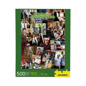 Parks & Recreation 500 Piece Jigsaw Puzzle - Sweets and Geeks