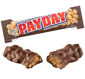 PAYDAY CHOCOLATEY King Size 3.1 oz - Sweets and Geeks
